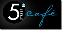 5th street cafe logo