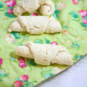 Homemade Healthy Crescent Rolls