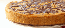 Pumpkin Cheesecake 7