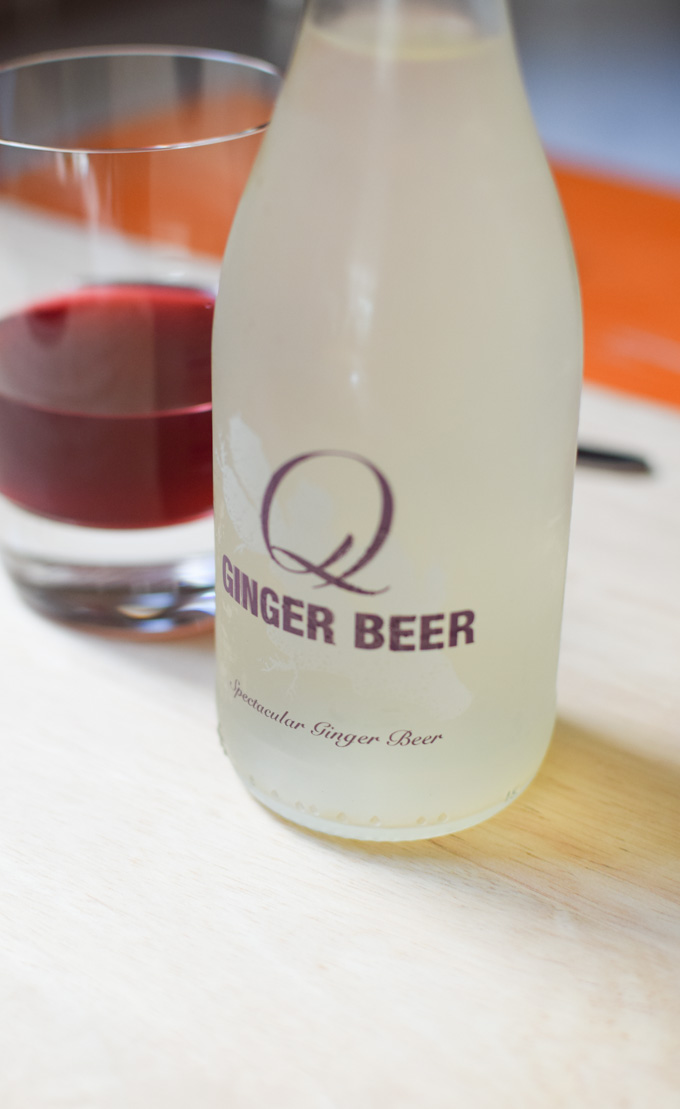 Summer drinks featuring q drinks ginger beer for Cocktail ginger beer