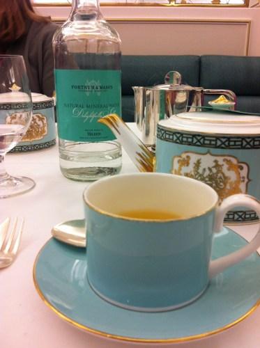 Fortnum and Mason Afternoon Tea
