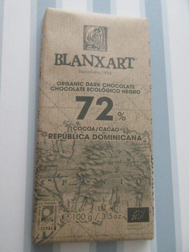 Blanxart - Dominican Republic 72%