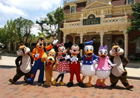 Invited : 3 Days 2 Nights Hong Kong Disneyland 2012 : Hong Kong Disney Land Theme Park Detail Coverage