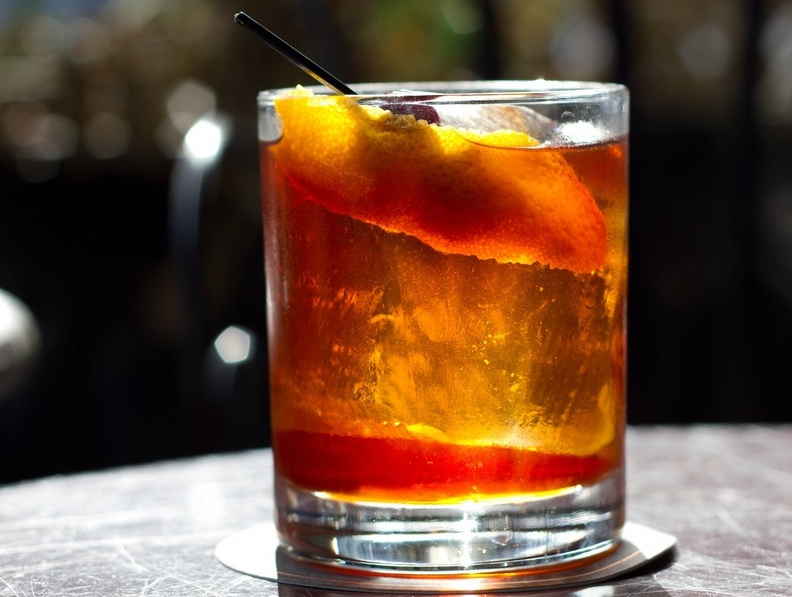 Rum Old Fashioned Recipe | Food Republic