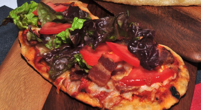 Grilled BLT Pizza Recipe - Food Republic