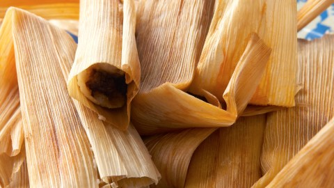 Fill these corn husks with something great.