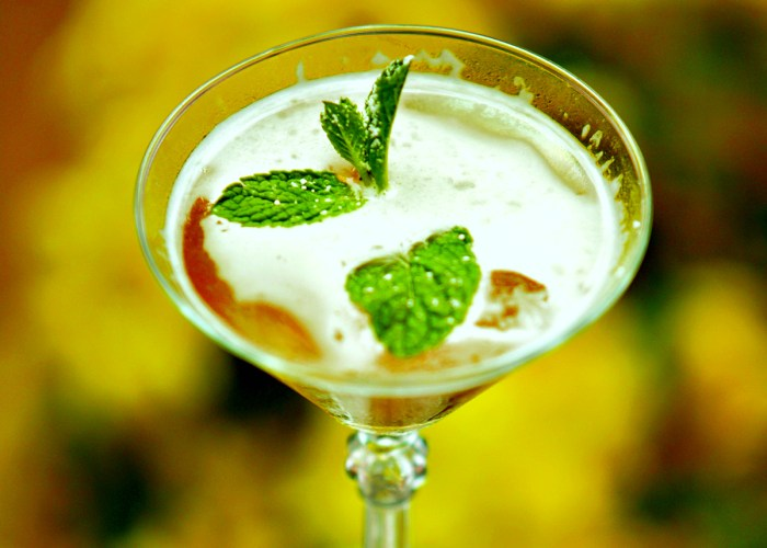 Mint Julep Moderne – Food Republic