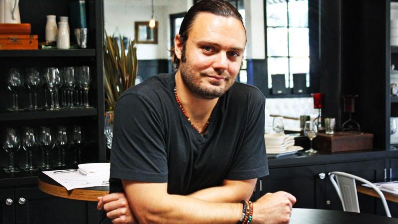 David Myers portrait