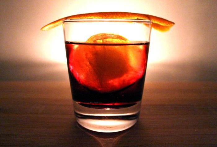 Introducing The Negrumni Recipe — Dishmaps