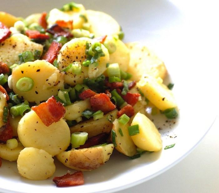 Potato Salad With Horseradish Recipe – Food Republic