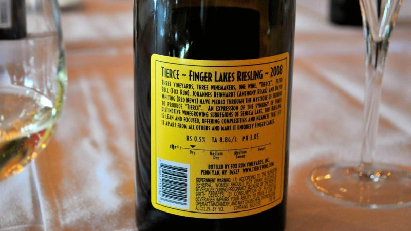 Riesling Taste Profile