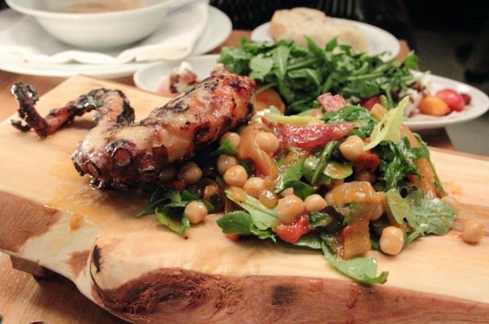 Charred Octopus Salad Recipe - Food Republic