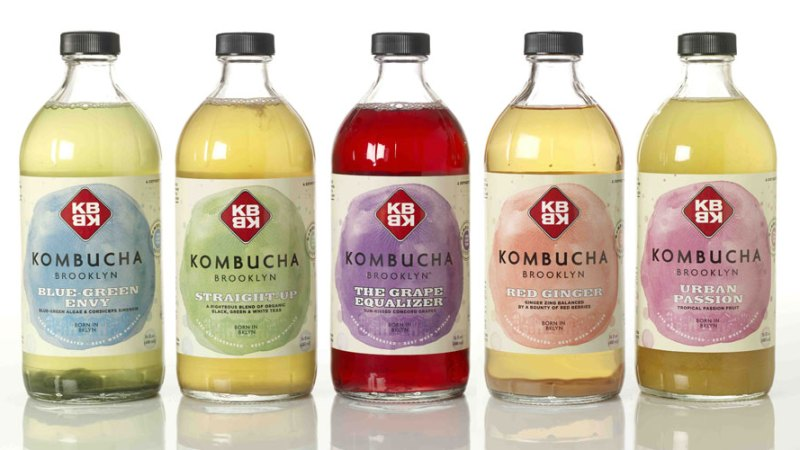 8 Things You Didn't Know About Kombucha