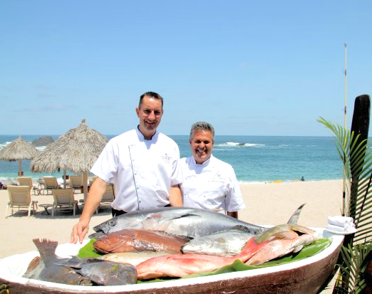 Mexico: 36 Hours With Chef Richard Sandoval. Tequila Involved.