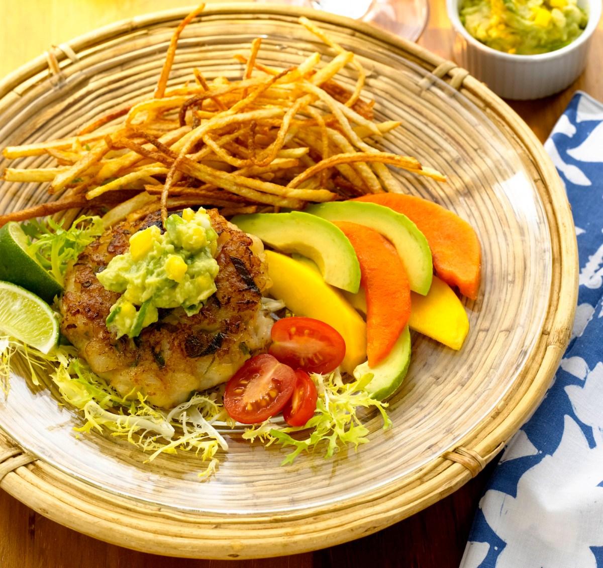 Shrimp And Scallop Burger Recipe – Food Republic
