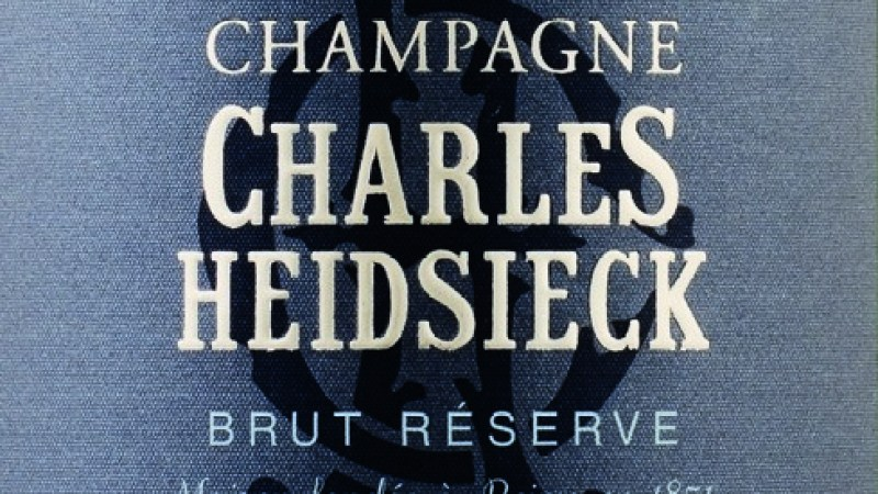 Made in a distinctly slow style, each Heidsieck is marked by pretty aromatics, a racy minerality and warm fruit flavors.