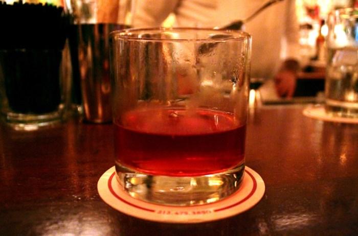Maple Leaf Sazerac From Minetta Tavern Recipe — Dishmaps