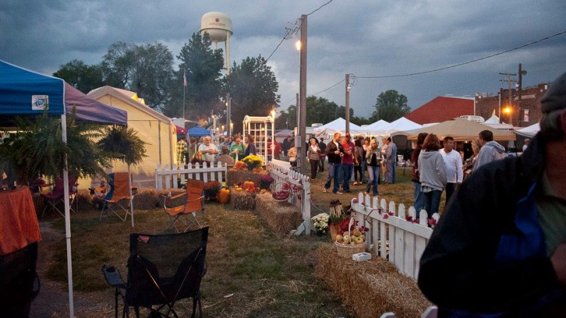 The barbecue festival and cook-off is celebrating its 25th anniversary this weekend.