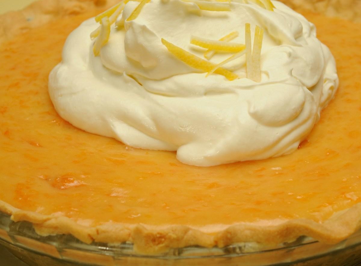 Texas Grapefruit Pie Recipe – Food Republic