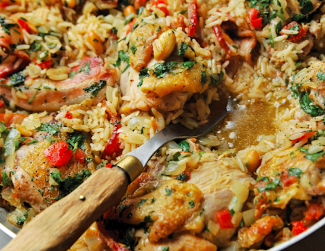 Chicken Peanut Perloo Recipe | Food Republic