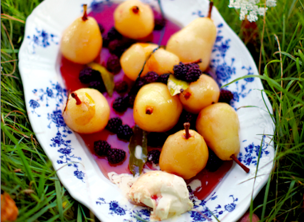 Perfect Poached Pears Recipe – Food Republic