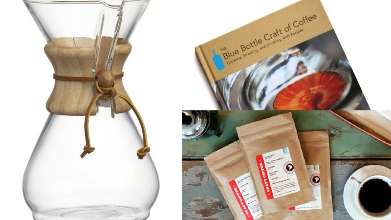 20 Coffee-Themed Gifts For The Holiday Season
