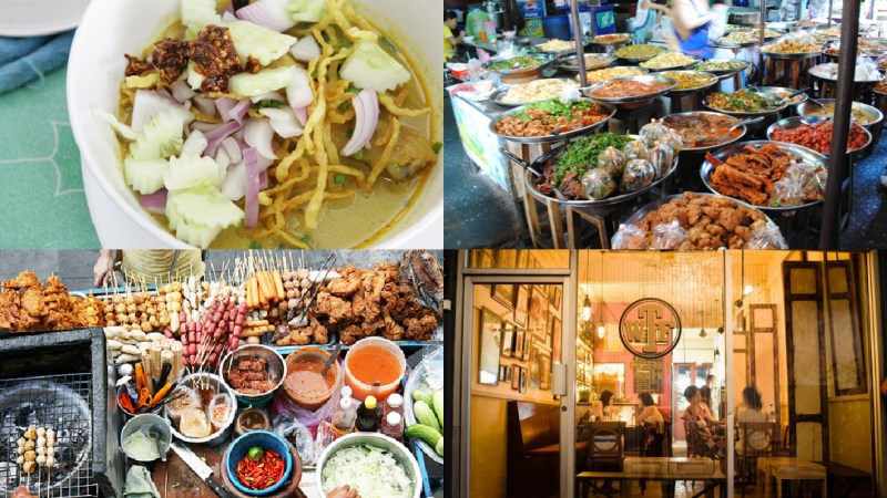 You Travel, You Eat: Where To Find The Best Food & Drink In Bangkok, Thailand