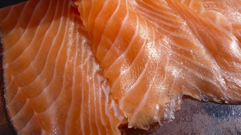 What's The Difference Between Smoked Salmon And Lox?