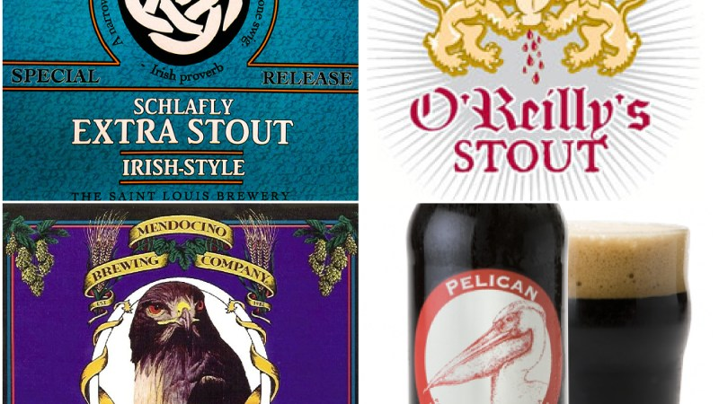 5 Great American Stouts For A Craftier St. Patrick's Day