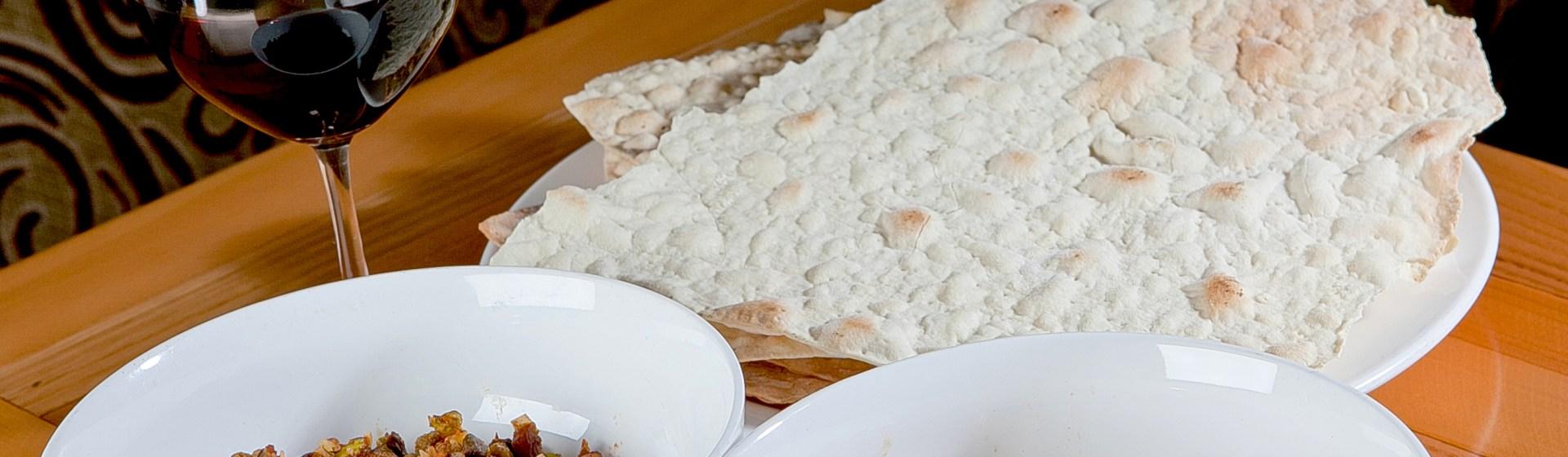 Passover Helper: An Easy Homemade Matzo Recipe - Food Republic