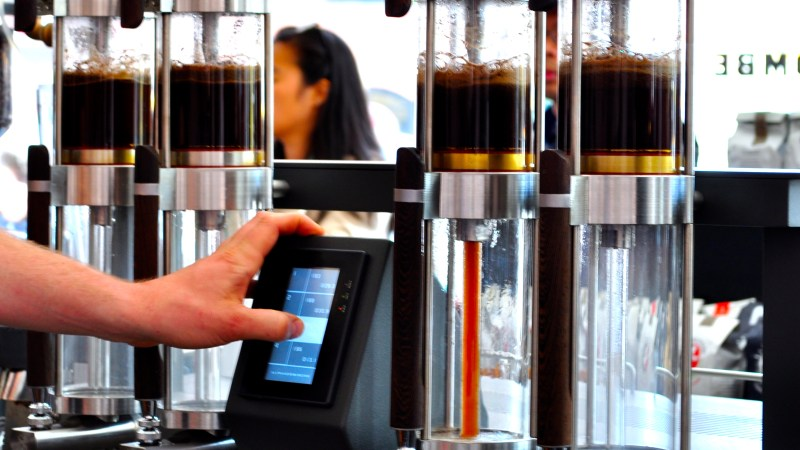 Say Hello To The Steampunk. It's A Coffee Thing.