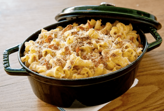 """Macaroni does fairly well in BuzzFeed's """"definitive"""" noodle rankings."""