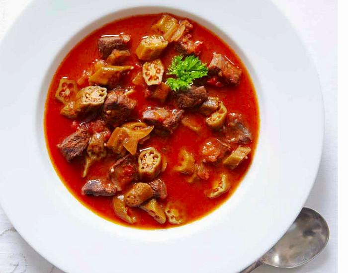 okra soup recipe