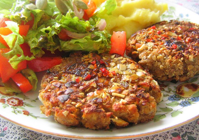 The Only Lentil Patties You'll Ever Want To Eat