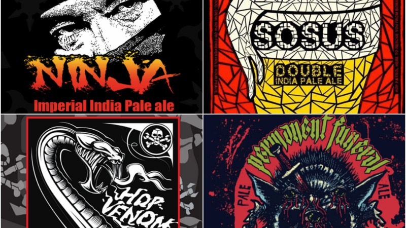 IPA Wednesday: 10 Fresh Imperial IPAs To Try Right Now