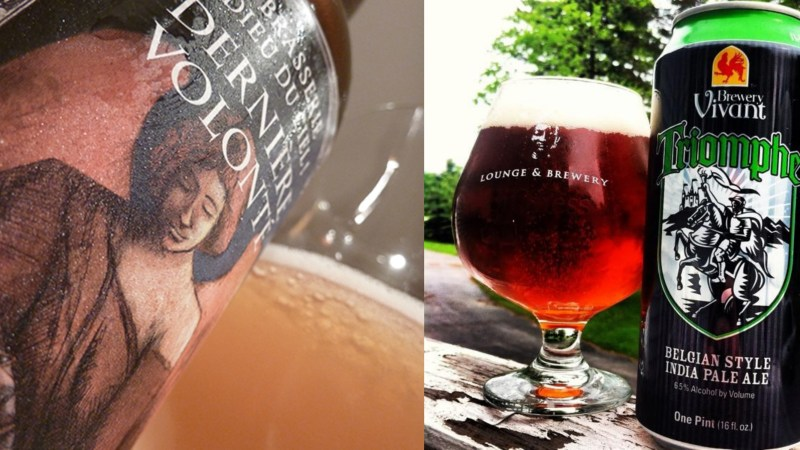 IPA Wednesday: 5 Belgian IPAs That Make Us Say Santé/Proost!