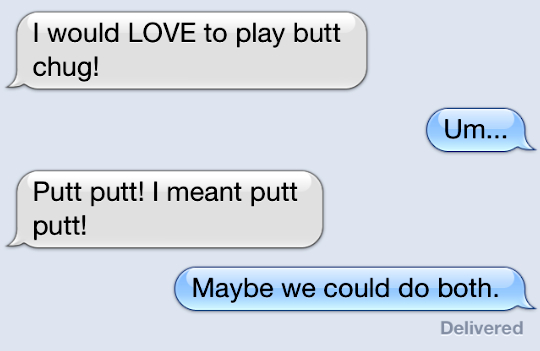 The Best Food Auto-Corrected Texts Of All Time