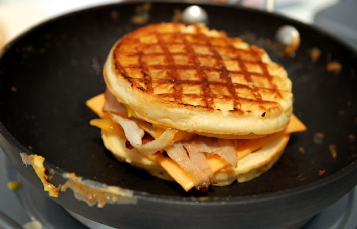 12 Ways To Craft The Perfect Waffle Sandwich