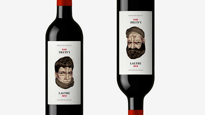 This Wine Label Makes It Really Easy To Want To Empty The Bottle
