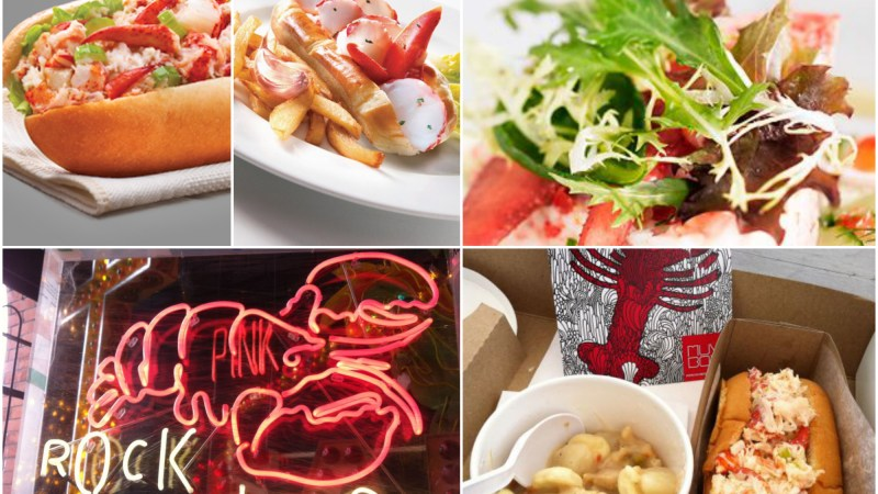 8 Ways Lobster Rolls Are Taking Over The World