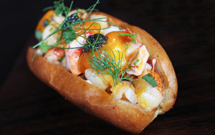 World Premiere: Manon's Off-The-Menu Lobster Roll With Uni And Caviar Recipe