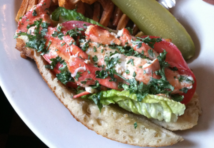 Cafe Miranda Lobster 'Roll' Recipe