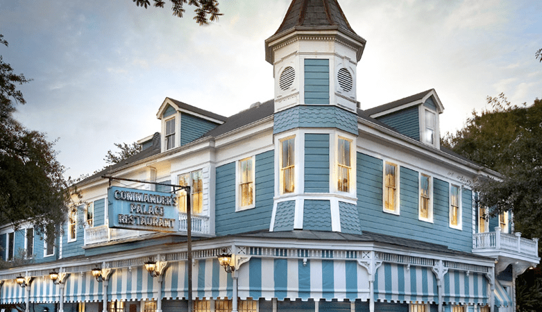 Commander's Palace in New Orleans remains one of the Southern's hottest restaurants.