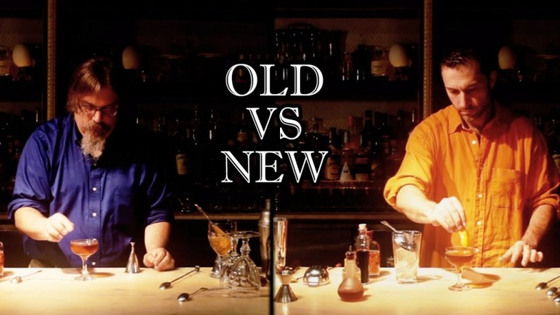 Old Vs. New: 2 Ways To Make A Manhattan And Whiskey Sour