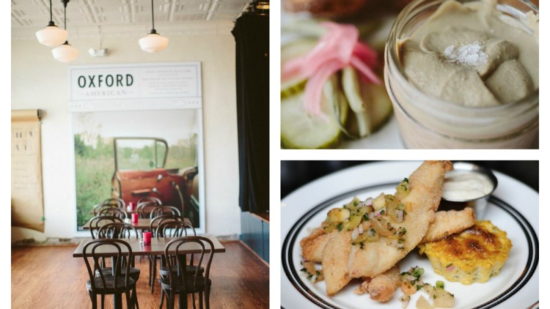 Little Rock, Arkansas: Everything From Fine Dining To Down-Home Grub