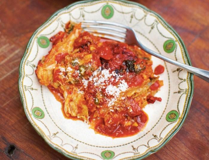 swiss chard parmesan