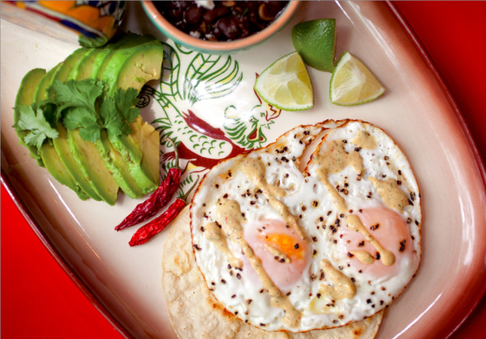 fried egg taco recipe chipotle
