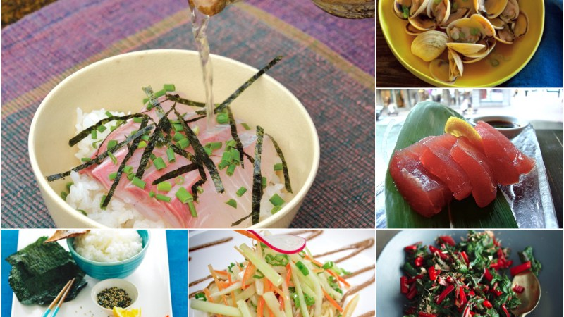 The Meal Plan: Japanese Fish Feast