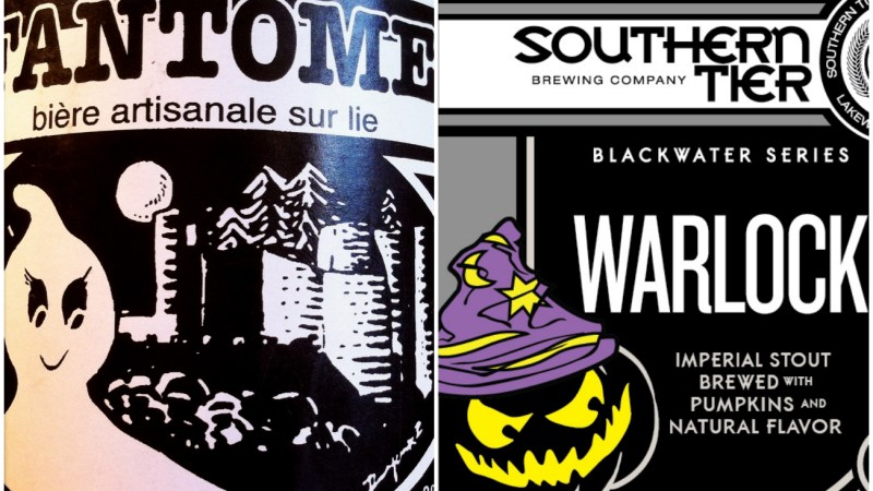 Here Are 5 Craft Beers You Should Be Drinking On Halloween Night