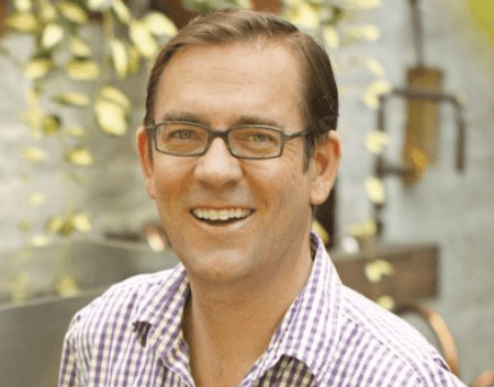 Chopped star Ted Allen is co-hosting tonight's philanthropic event in NYC.